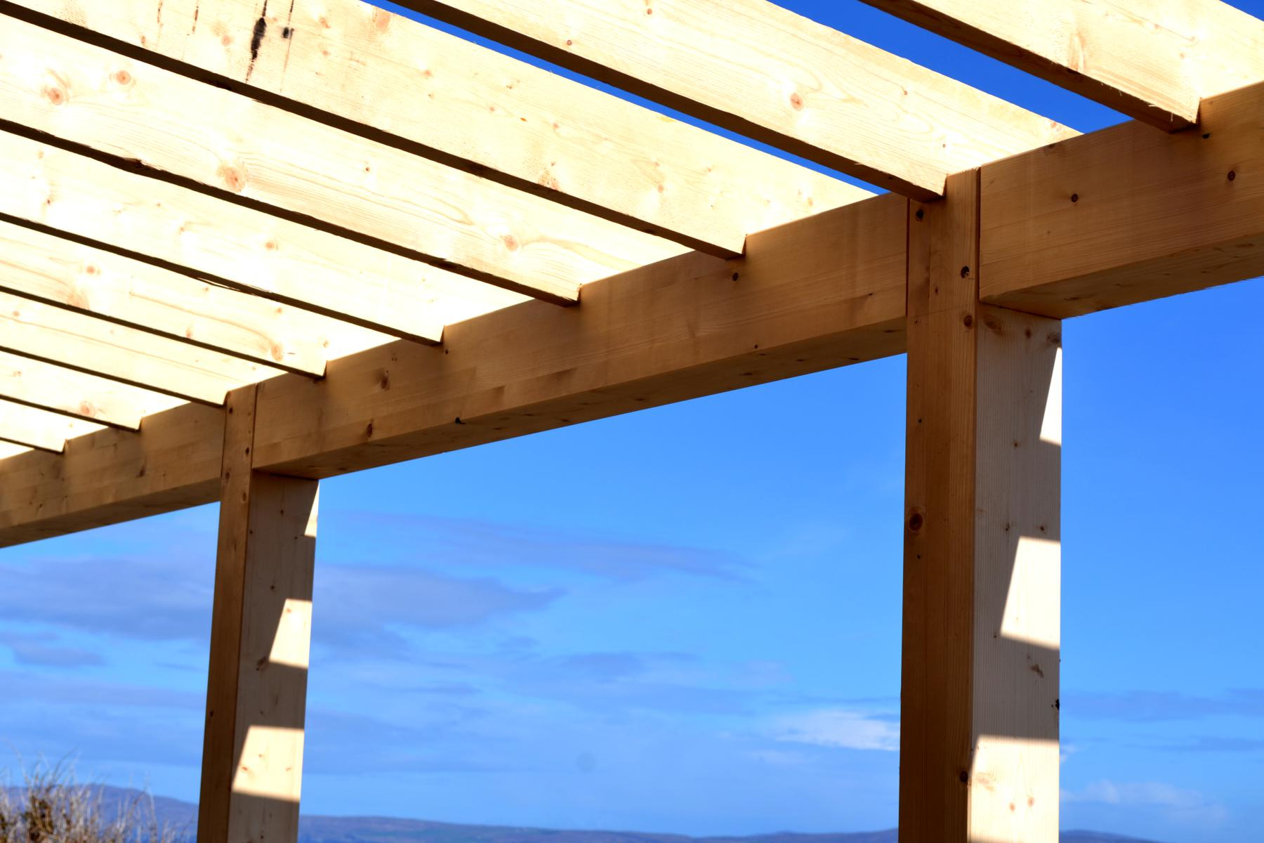 Timber Frame Of Your Dreams